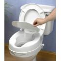 Alteador sanitário económico com tampa 10 cm