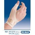 Ortótese forrada postural de polegar Orliman