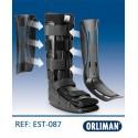Imobilizador de tornozelo Fixo-Walker Orliman