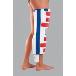 Suporte tibial posterior, suporte de imobilização do joelho medi PTS