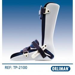 Ortótese multi-posicional pé-tornozelo TP-2100