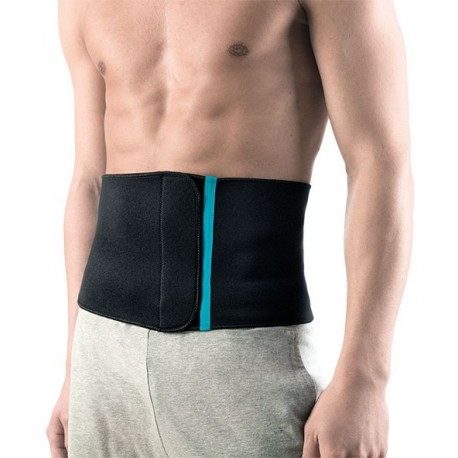 Suporte abdominal em neopreno