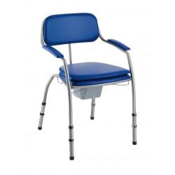 Cadeira sanitária Omega ajustável