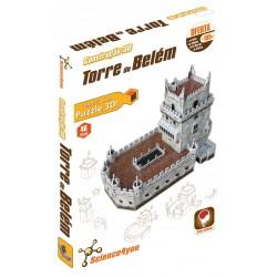 Construcao 3D Torre de Belem