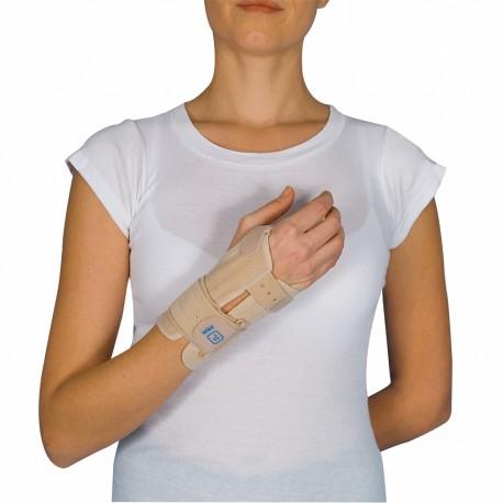 Imobilizador de pulso sem polgar curto AM203 PRIM
