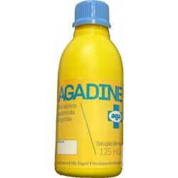 Iodopovidona Agadine Solução Dérmica