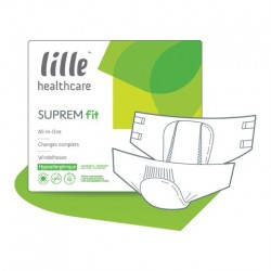 Fraldas Super Plus T-3 Grande Lille Healthcare