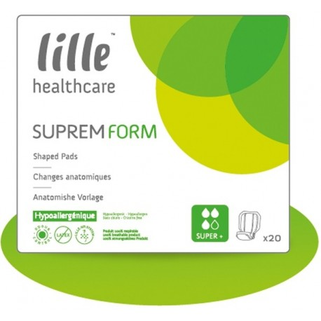 Pensos Anatómicos Lil Form Super Plus Lille Healthcare
