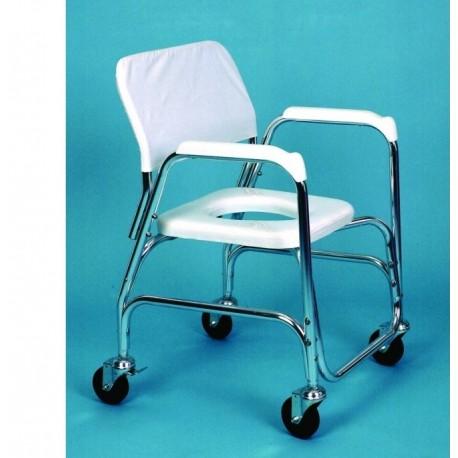Cadeira de banho e sanitária Ajudas Vitais