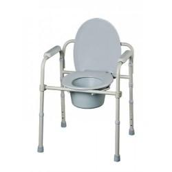 Cadeira sanitária Casa Ajudas Vitais