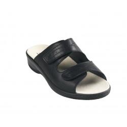 Soca Basic Comfort com Velcro - Preto