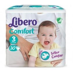 Fraldas LIBERO Comfort 5-9 Kg
