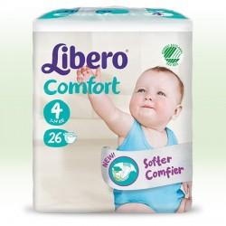 Fraldas bebé 3-6kg LIBERO