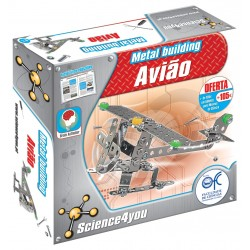 Aviao - Metal Building