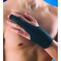 Ortótese do dedo médio Anatomic Help