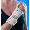 Ortótese do pulso e do polegar - Salusa