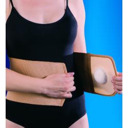 Faixa para hérnia umbilical - Salusa